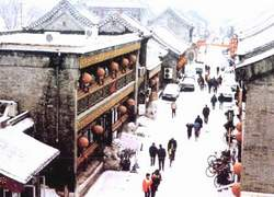 China's Climate - North